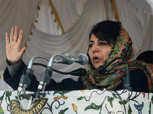 Mehbooba said those who attacked innocent students and citizens have no religion and the perpetrators are enemies of the mankin
