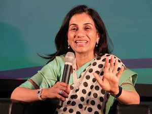 """Chanda Kochhar said India is in a """"sweet spot"""" amid the global economy witnessing a low-growth and low-inflation environment."""