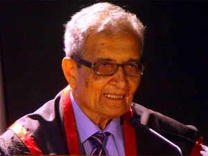 "Nobel Laureate Prof Amartya Sen  asserted that India right now needs tolerance ""very badly""."