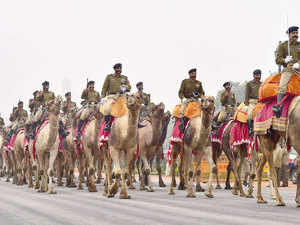 BSF's camel contingent will continue to march in the ceremonial Republic Day parade here after all.