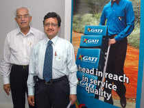 Logistics services provider Gati Ltd today reported 32.9 per cent decline in consolidated net profit of Rs 7.67 crore for the quarter ended December 31, 2015.