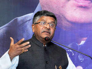 Large corporates need to instill confidence in start-ups and start mentoring them, Union Communications Minister Ravi Shankar Prasad said.