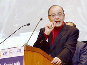 Finance Minister Arun Jaitley said volatility has become a global norm, but India can certainly grow at 8-9 per cent in a friendlier global climate.
