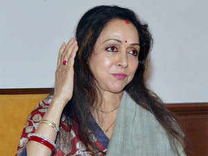 Hema had reportedly called Rahul Gandhi 'bechara' (helpless one) for opposing the GST bill which, she said, will be good for the country.