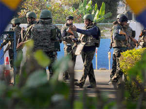 However, a top NSG source said the commandos would have preferred to have launched the operation against the militants from outside the air base.