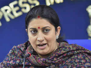 """Irani strongly rejected allegations of influencing the Central University of Hyderabad in any way and maintained that only """"standard procedure"""" was followed."""