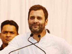 Rahul held a discussion with a group of Congress leaders from election-bound Tamil Nadu on the recent expression of interest by Karunandhi to revive the alliance.
