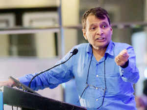 In Suresh Prabhu, we have a visionary who spelled out the long-term investment plan for Railways, which suffered from acute investment crunch.