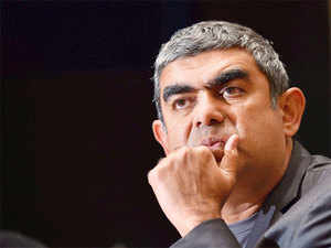 """""""Working with startups is a very important part of our strategy,"""" said Infosys CEO Vishal Sikka in an interview last week."""