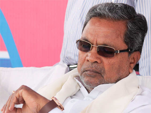 The chief minister of Karnataka should be commended for splurging on a waterproof silk saree for his wife.