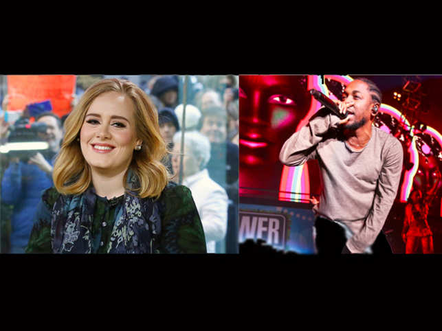 58th annual Grammys are to take place on February 15. Adele, Kendrick Lamar have made it to the initial list of artists scheduled to perform.