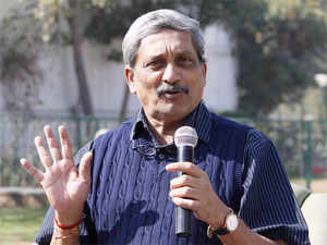 """We have also formed a specific team that will visit the bases and give its report based on the sensitivity, assets and risk factor,""""Parrikar said."""