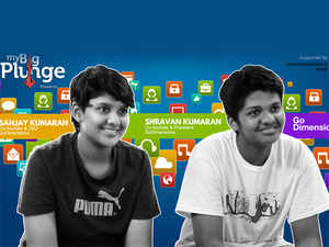 Shravan Kumaran and his younger sibling Sanjay Kumaran are perfect examples that age is not a bar to follow your passion. The two have been identified as the youngest App developers and co-founders of a company in India.