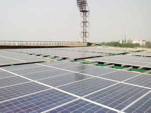 With a total investment of Rs 120 crore, the solar power plant once commissioned, would have a capacity to produce 20 MW electricity.