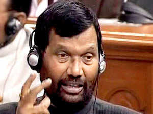 Food Minister Ram Vilas Paswan said that the National Food Security Law will be implemented in all states and Union Territories, barring Tamil Nadu,  by April this year.