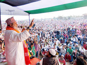 While BJP in Assam is scouting for alliance partner for the 2016 assembly, Assam Pradesh congress committee (APCC) has informed AICC that it is not in favour of formal alliance with perfume baron Maulana Badruddin Ajmal led All India United Democratic Front (AIUDF).