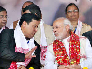 """Assam Chief Minister Tarun Gogoi today dared Union minister and BJP state chief Sarbananda Sonowal to come out with a 'white paper' on achievements of former and present BJP governments instead of """"spreading canards"""" against Congress dispensations."""