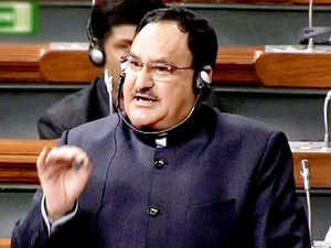 Health Minister J P Nadda was named by UN chief as a member of the first high-level UN advisory group that will address the major health challenges faced by women, children and adolescents.