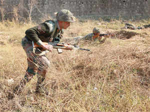 On Thursday morning, the BSF foiled another infiltration bid at Punjab when a suspected intruder was shot dead near Pathankot.