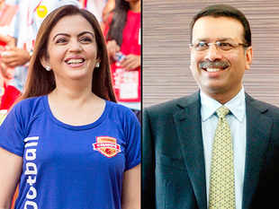 The Kolkata-based chairman of the RP Sanjiv Goenka group talks about owning an IPL team and the people he admires in the sports business.