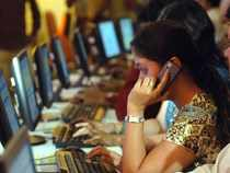 Shares of ITC slipped a little over 1 per cent in morning trade on Friday ahead of its December quarter results.