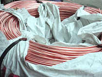 Globally, copper for delivery in three months was little changed at $4,426 a metric tonne at the LME.
