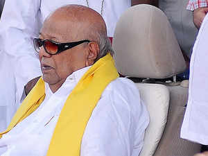 DMK members tore copies of the privilege committee report and raised slogans against Dhanapal following which they were subsequently evicted.