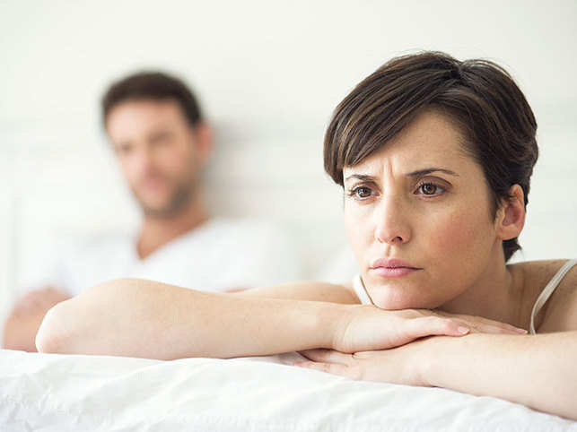 If your girl is showing signs that she's dissatisfied, these are the problem areas you need to fix before she walks out the door. (Getty Images)