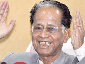 Virtually anointing himself as the chief ministerial candidate for the fourth straight term, Gogoi today said the coming Assembly election would be a direct fight between him and PM Modi.