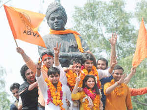 """ABVP's state organisation secretary alleged that AMU was """"misusing"""" certain provisions of minority institution status for not granting SC/ST quotas. (Representative Image)"""