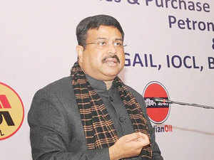 Oil Minister Dharmendra Pradhan today favoured inclusion of ethanol in priority sector lending of banks to boost production and said he would take up this issue with the Finance Ministry.