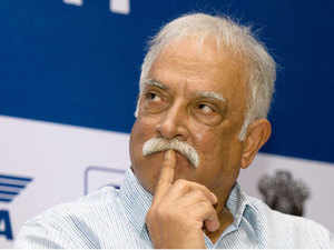 """Union Minister Ashok Gajapathi Raju wondered whether the """"5/20"""" rule has any """"scientific meaning""""."""