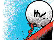 Recovering from its 29-month lows, the rupee regained 39 paise to 67.63 on fresh selling of dollars from banks and exporters.