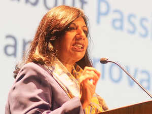 """Biocon CMD Kiran Mazumdar-Shaw said: """"The data is extremely promising and based on what we know today Tregopil may be positioned as a unique oral insulin."""""""