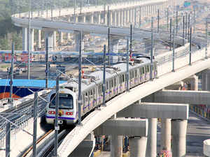 In addition to that, all metro parking lots will also remain closed from 6 AM on January 25 till 2 PM on January 26, DMRC said.