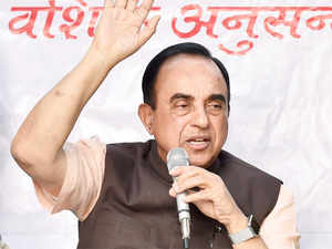 "Delhi government has recommended sanction of prosecution against Swamy in connection with a case of writing an allegedly ""inflammatory"" article in a Mumbai daily in 2011."
