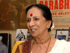 PM Modi has condoled the death of noted danseuse Mrinalini Sarabhai and has written a letter to her son Kartikeya Sarabhai, expressing his grief over her demise.