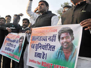 The human resource development ministry has announced the setting up of a judicial commission to probe the death of Hyderabad Central University research scholar Rohith Vemula.