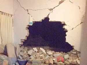 A moderate earthquake today jolted several districts in northwest Pakistan, but no loss of life or property was reported.(Representative Photo)