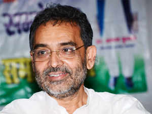 Upendra Kushwaha today appealed to the agitating students of Hyderabad Central University to withdraw their protest.