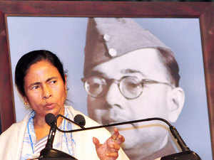 West Bengal Chief Minister Mamata Banerjee today paid rich tributes to Netaji Subhas Chandra Bose on his birth anniversary.