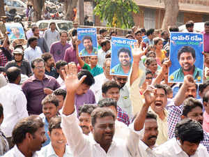 """Arya said, """"This voice will not die down... We took this step in order to ensure that in the times to come no Dalit student faces what Rohith had to face."""""""