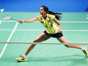 Ace Indian shuttler P V Sindhu scored an upset victory over top seed Ji Hyun Sung of Korea in a hard-fought three setter to storm into the women's singles final.
