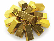 Amid a weak trend overseas and easing demand from jewellers, gold slid for a second straight day and lost Rs 40 to Rs 26,610 per ten grams at the bullion market today.
