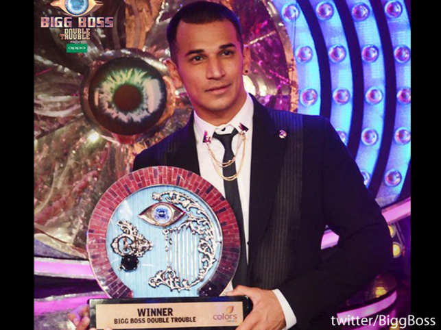 "After ""Roadies"" and ""Splitsvilla"", the model-actor has won another reality show ""Bigg Boss"", defeating Rishabh Sinha, Mandana Karimi and Rochelle Rao."