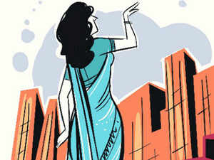 Bihar tops the chart with highest 58.8 per cent having property in their name, followed by Meghalaya and Tripura at 57.3 per cent each.