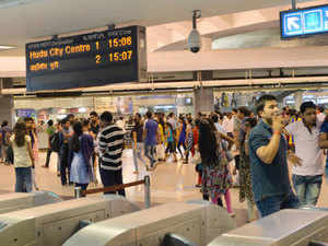 Delhi Metro stations will double up as terminals for e-commerce sites, with customers being given the option of getting products delivered at select stations.