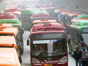 The Arvind Kejriwal government wants to ensure augmentation of public transport before implementation of the Odd-Even scheme at regular intervals.