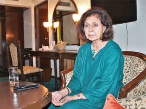 """""""My protest and that of other writers continues against the continuing attacks on freedom of expression,"""" Sahgal wrote to secretary of the Akademi."""