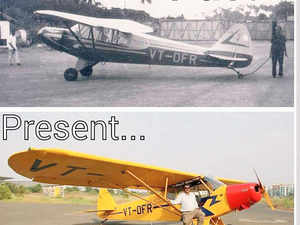 Still owned by the BFC, the oldest flying school in India, VT-DFR's legacy includes being flown by JRD Tata, the first commercial pilot of India.